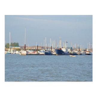 Puerto deportivo de Essex Postal