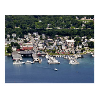 Puerto deportivo de la ciudad de Harbor Springs, Postal