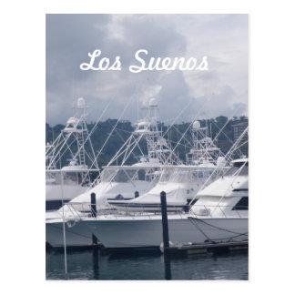Puerto deportivo del Los Suenos Tarjetas Postales