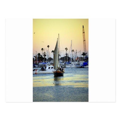 Puerto deportivo del puerto de San Diego Postal