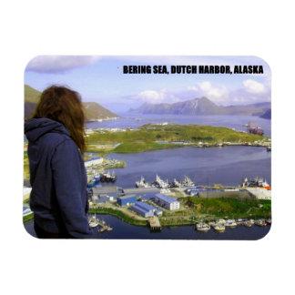 Puerto holandés, imán de Alaska