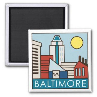 Puerto interno de Baltimore Imán