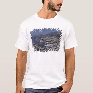 Puerto, Monte Carlo, riviera francesa, d 3 de Cote Camiseta