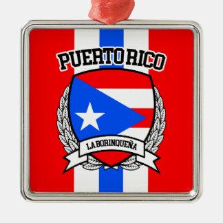 Puerto Rico Adorno De Cerámica