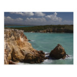 Puerto Rico, costa oeste, Cabo Rojo, costa costa 3 Postal