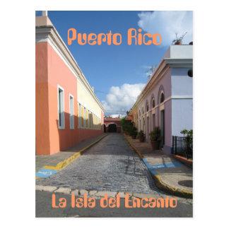 Puerto Rico La Isla del Encanto Postcards Postal