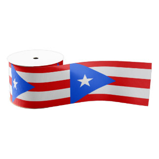 Puerto Rico Lazo De Tela Gruesa