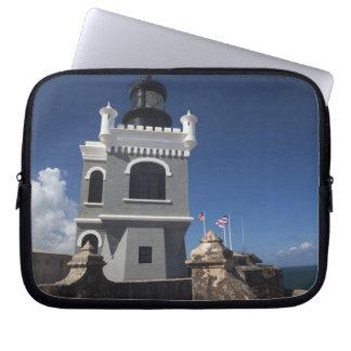 Puerto Rico, San Juan, San Juan viejo, EL Morro Funda Portátil