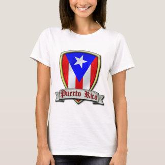 Puerto Rico - Shield2 Camiseta