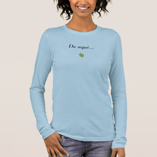 Puerto Rico Sweetshirt Camiseta De Manga Larga