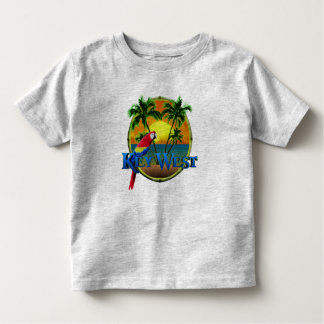 Puesta del sol de Key West Camisetas