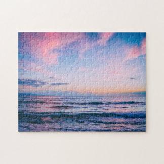 Puesta del sol de Kihei, rompecabezas de Maui,