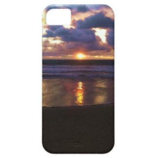 Puesta del sol de Marina Del Rey iPhone 5 Coberturas