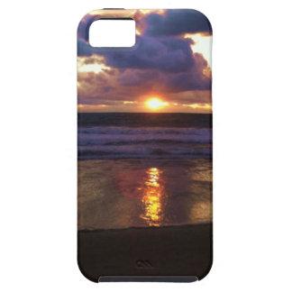 Puesta del sol de Marina Del Rey iPhone 5 Case-Mate Carcasas