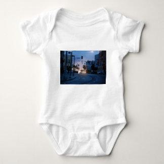 puesta del sol de Venecia Body Para Bebé
