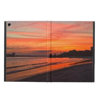 Puesta del sol Elba Funda Para iPad Air