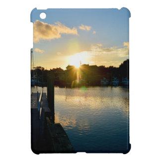 Puesta del sol sobre Cape Cod