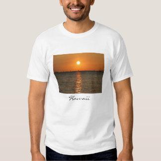 Puesta del sol T clásico de Waikiki Camisas
