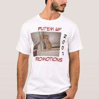 Puesto les encima de las promociones, 2007 camiseta