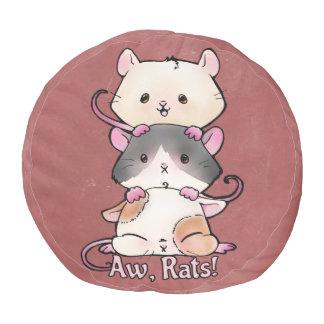 Puf ¡Aw, ratas!