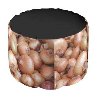 Puf Cebollas de Brown