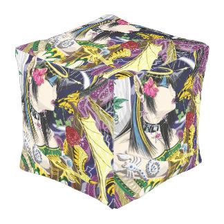Puf del cubo de KOTD