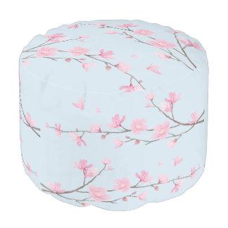 Puf Flor de cerezo