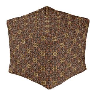 Puf Impresión geométrica tribal