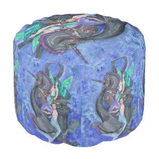 Puf Sirena y Merman
