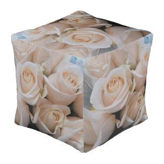 Puf Taburete lindo de la forma del cubo de la imagen