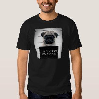 Pug Camisetas