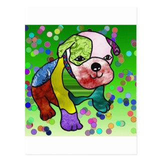 Pug especie postal