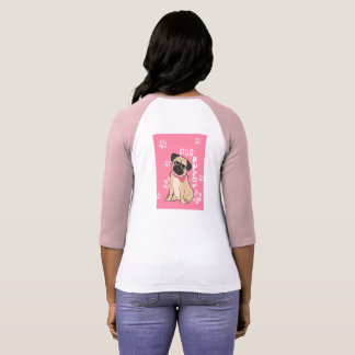 Pug Lover Camiseta