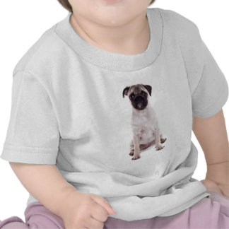 Pug puppy camiseta