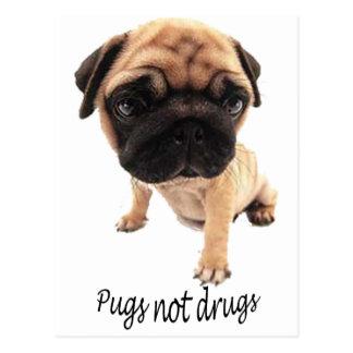 Pug Postales