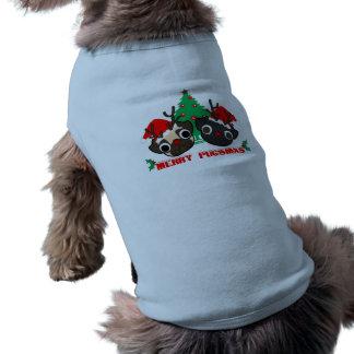 Puggie proveyó de costillas las camisetas sin mang