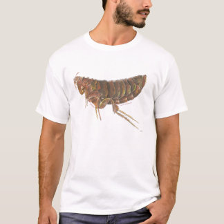 Pulga Camiseta