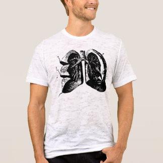 pulmones camiseta