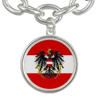 Pulsera Bandera austríaca