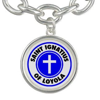 Pulsera Con Dije Santo Ignatius de Loyola