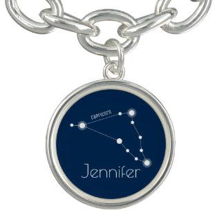 Pulsera Constelación personalizada del zodiaco del