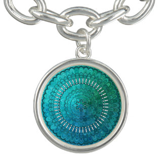 Pulsera Mandala de la turquesa
