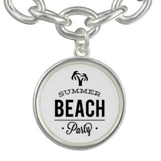 Pulseras Con Dijer Fiesta de la playa del verano