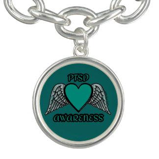 Pulseras Corazón/alas… PTSD
