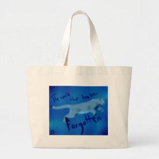 Puma azul bolsa