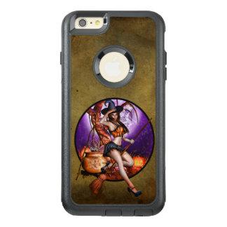 ~Pumpkin Princess~ de Kris E. Pew Funda Otterbox Para iPhone 6/6s Plus