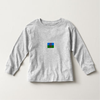 puño de Roma del opre del niño Camisetas
