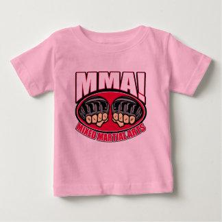Puños del Muttahida Majlis-E-Amal Camiseta De Bebé