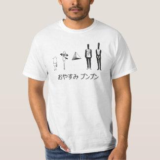 punpun del oyasumi camisetas