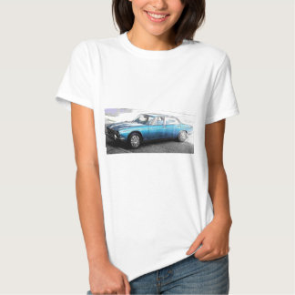 Punta 1984 cortada para T Camiseta